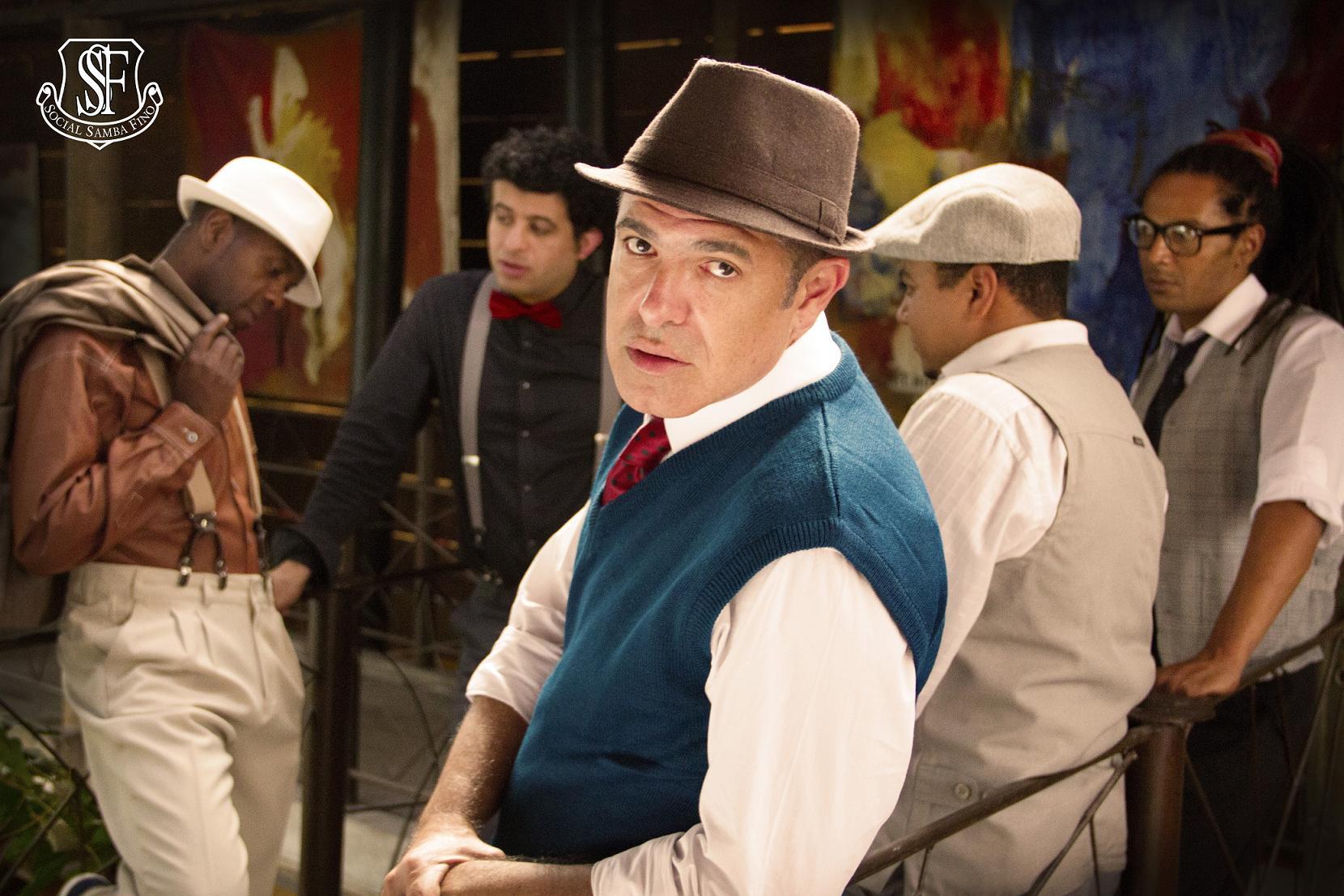 Social samba Fino interpreta músicas de Chico Buarque em Shows gratuitos